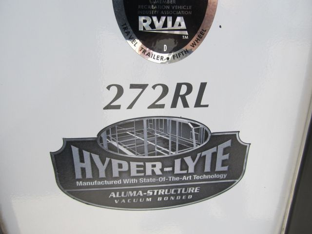 2018 Forest River Hyperlite SBT272RL-W Albuquerque, New Mexico