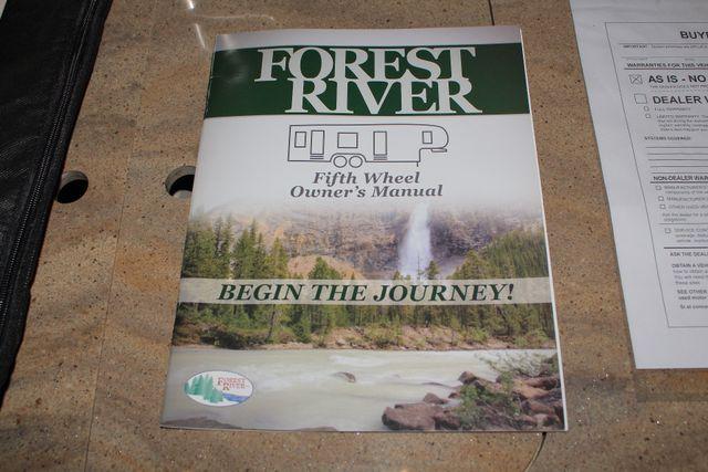2017 Forest River Sierra 377FLIK Mooresville , NC 32