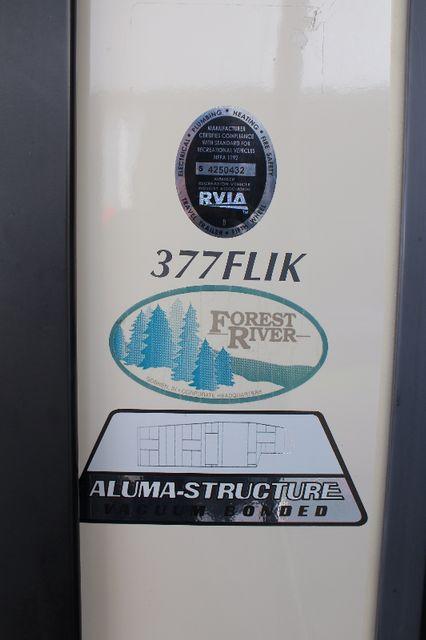 2017 Forest River Sierra 377FLIK Mooresville , NC 81