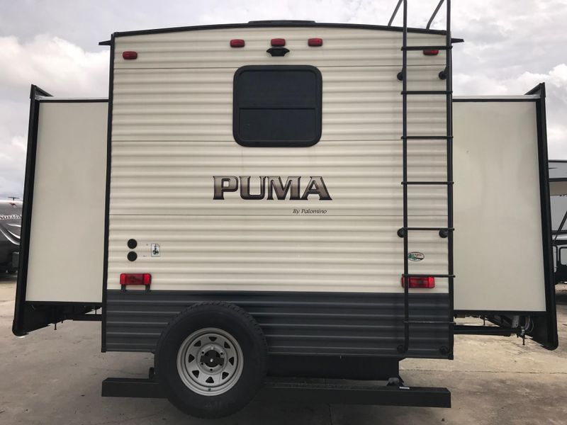 2018 Forest River PUMA 31DBTS  in Charleston, SC