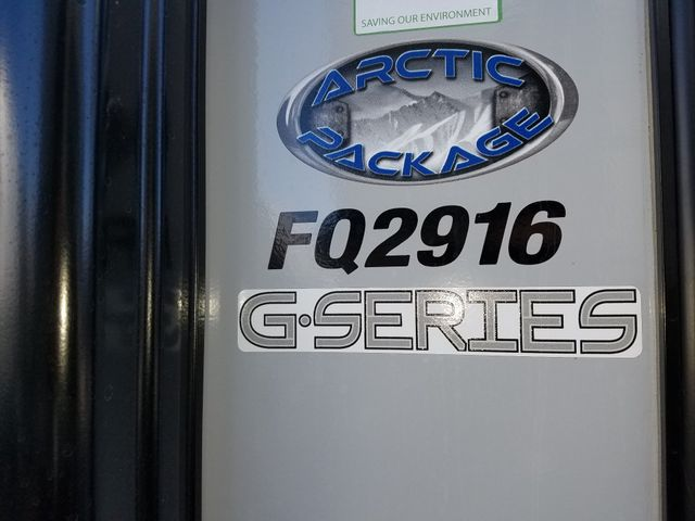 2018 Forest River STEALTH 2916G Albuquerque, New Mexico 2