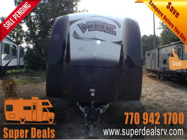 2018 Forest River Vibe 284BHS-NEW