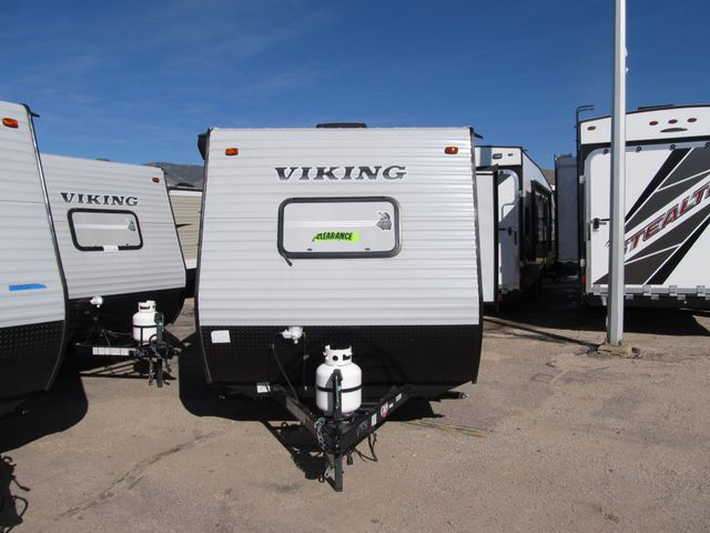 2018 Forest River Viking 17FQS Albuquerque, New Mexico 1
