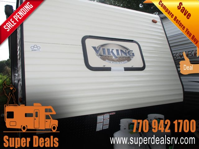 2018 Forest River Viking 21FQ