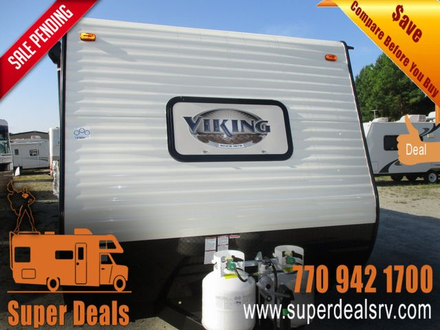 2018 Forest River Viking 21RD