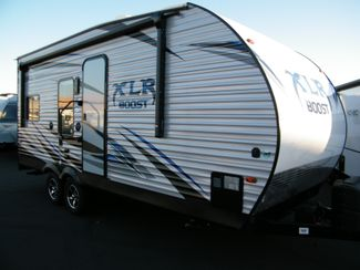 2018 Forest River Xlr Boost 20CB Toy Hauler   in Surprise-Mesa-Phoenix AZ