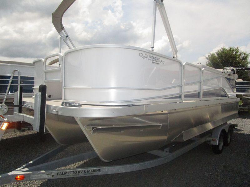 2018 Suncatcher V322FC   in Charleston, SC