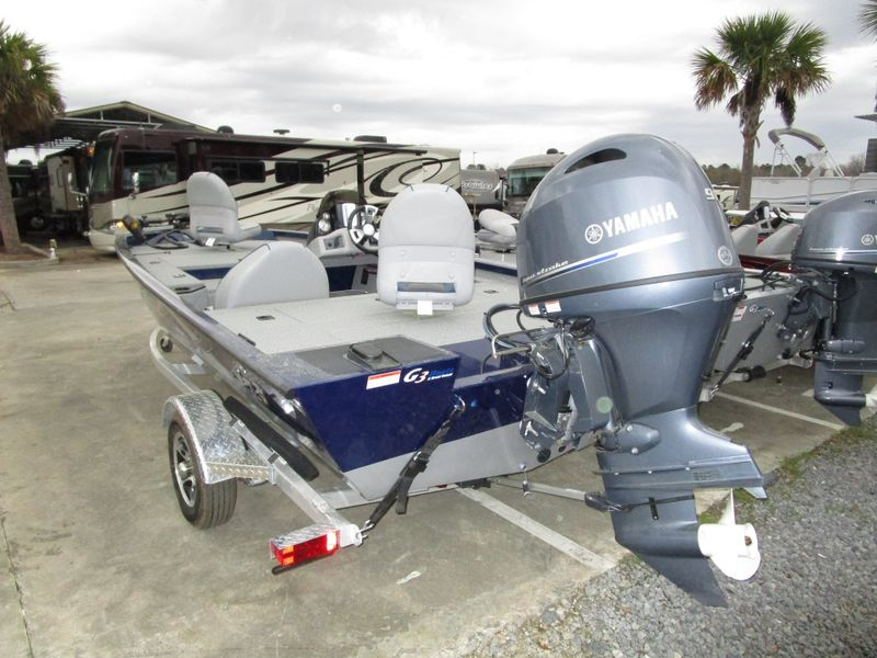 2018 G3 SPORTSMAN 17 VNL   in Charleston, SC