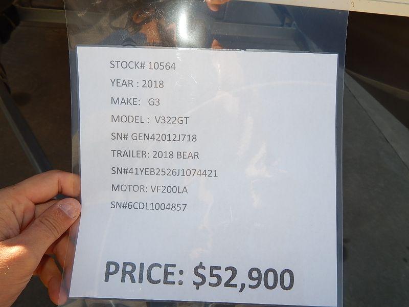 2018 Suncatcher V322GT   in Charleston, SC