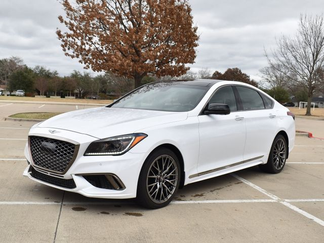 2018 Genesis G80 3.3T Sport in McKinney, Texas 75070
