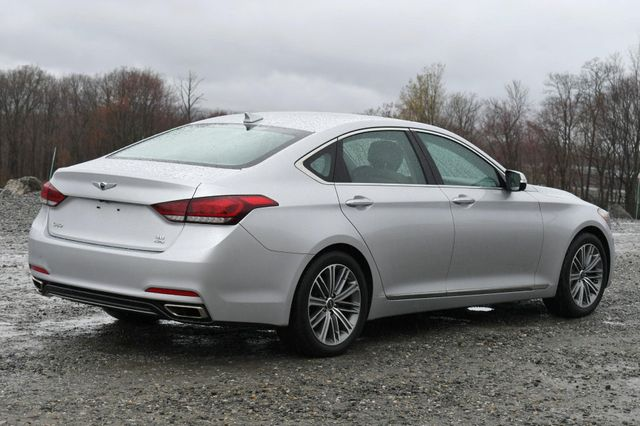 2018 Genesis G80 3.8L AWD Naugatuck, Connecticut 6