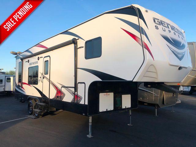 2018 Genesis Supreme 28CR   in Surprise-Mesa-Phoenix AZ