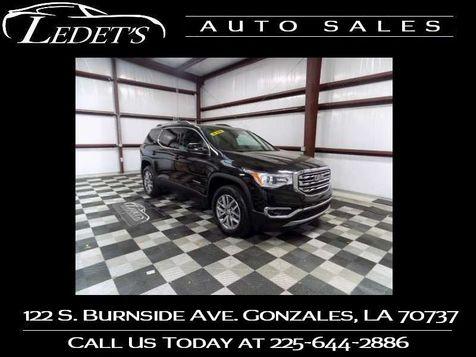2018 GMC Acadia SLE - Ledet's Auto Sales Gonzales_state_zip in Gonzales, Louisiana
