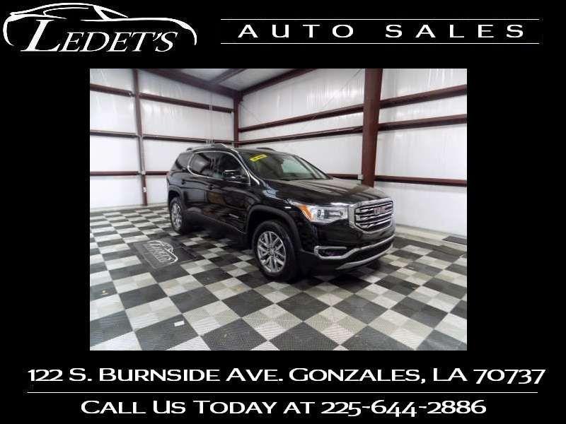 2018 GMC Acadia SLE - Ledet's Auto Sales Gonzales_state_zip in Gonzales Louisiana