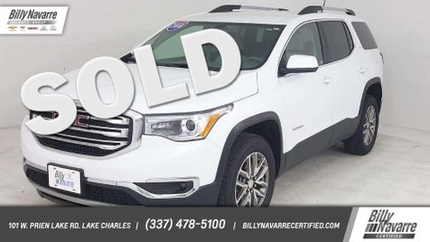 2018 GMC Acadia SLE in Lake Charles, Louisiana