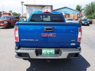 2018 GMC Canyon 4WD SLT Englewood, CO 6