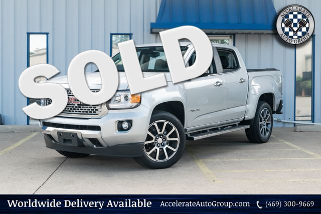 2018 GMC Canyon 4WD Denali in Rowlett