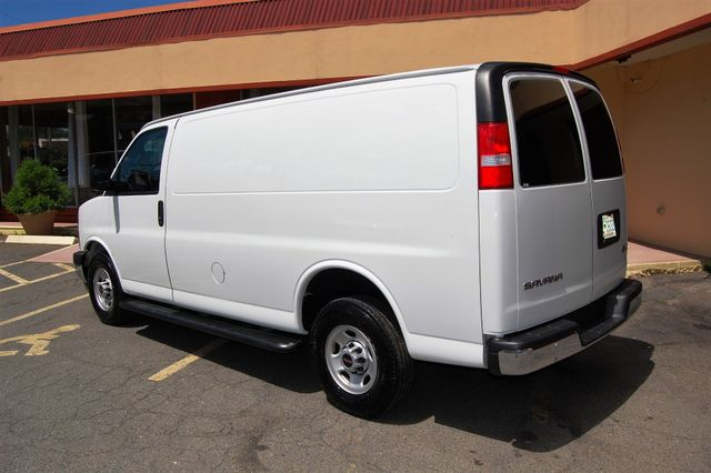 2018 GMC G2500 Cargo Van Charlotte, North Carolina 3