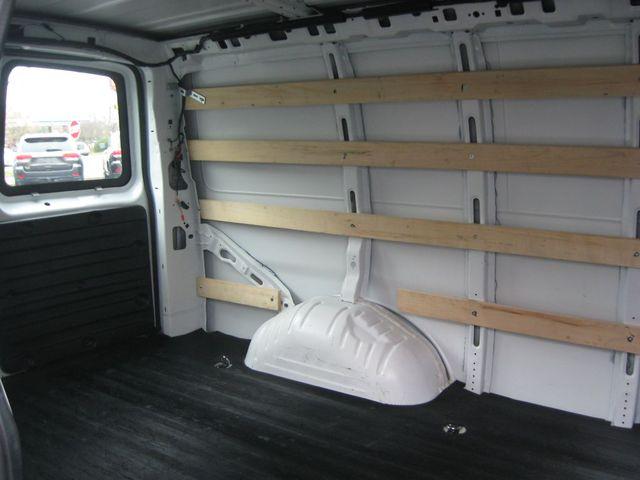 2018 GMC Savana Cargo Van G2500 Richmond, Virginia 15