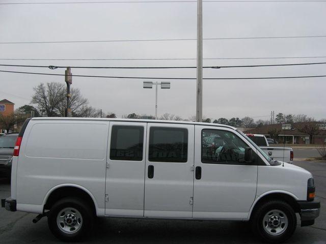 2018 GMC Savana Cargo Van G2500 Richmond, Virginia 4