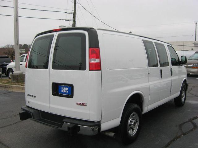 2018 GMC Savana Cargo Van G2500 Richmond, Virginia 5