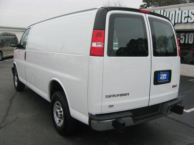 2018 GMC Savana Cargo Van G2500 Richmond, Virginia 7