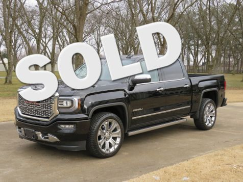2018 GMC Sierra 1500 6.2L Denali Ultimate  Crew Cab 4WD in Marion, Arkansas