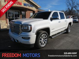 2018 GMC Sierra 1500 Denali 4x4 | Abilene, Texas | Freedom Motors  in Abilene,Tx Texas
