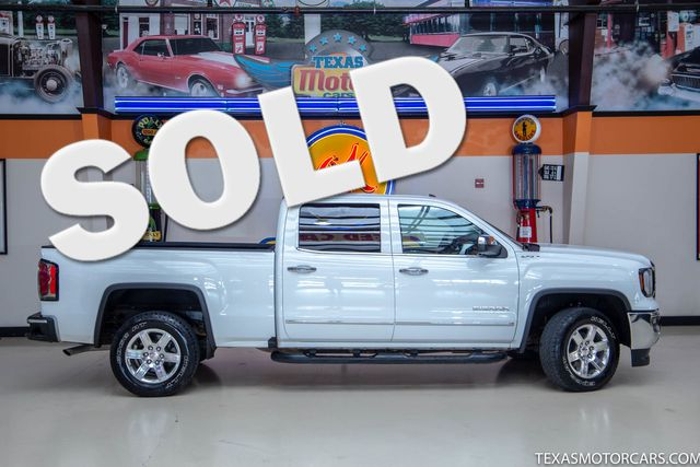 2018 GMC Sierra 1500 SLT 4X4 in Addison, Texas 75001