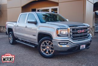 2018 GMC Sierra 1500 SLT Crew Cab 60th Anniversary Package in Arlington, Texas 76013