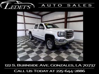 2018 GMC Sierra 1500 SLT - Ledet's Auto Sales Gonzales_state_zip in Gonzales