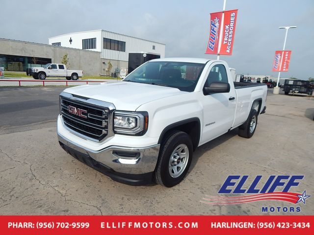 2018 GMC Sierra 1500 LWB Base