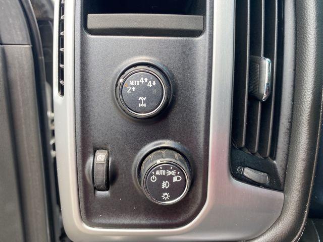2018 GMC Sierra 1500 SLT Madison, NC 34