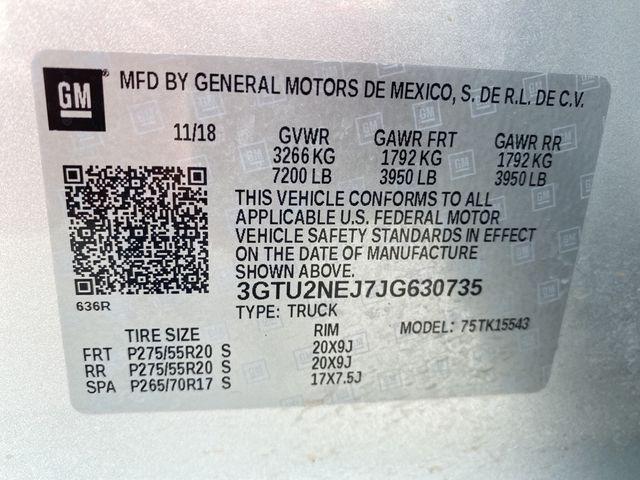 2018 GMC Sierra 1500 SLT Madison, NC 51