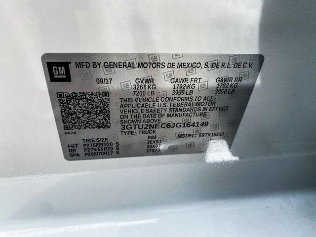 2018 GMC Sierra 1500 SLT Madison, NC 47