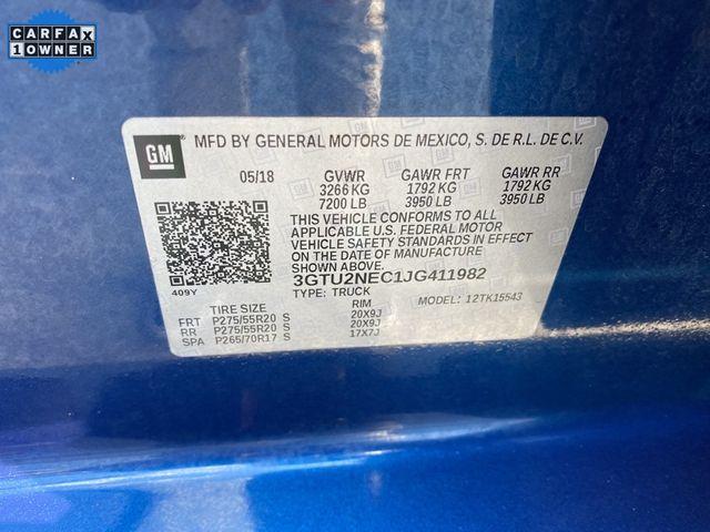 2018 GMC Sierra 1500 SLT Madison, NC 44