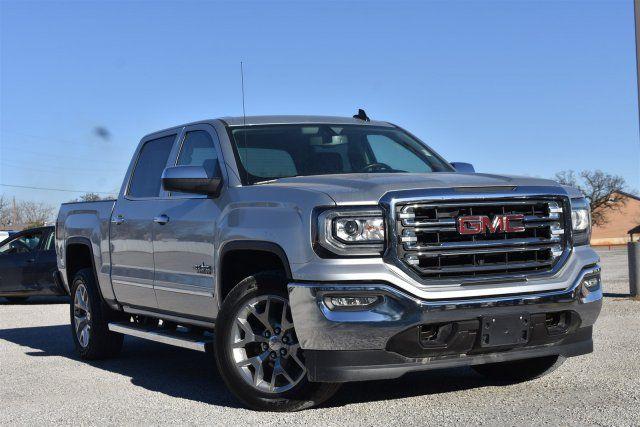 2018 GMC Sierra 1500 SLT in Marble Falls, TX 78654