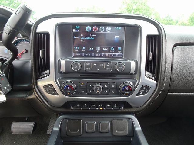 2018 GMC Sierra 1500 SLT LIFT/CUSTOM WHEELS AND TIRES in McKinney, Texas 75070