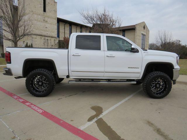 2018 GMC Sierra 1500 SLT NEW LIFT/CUSTOM WHEELS AND TIRES in McKinney, Texas 75070