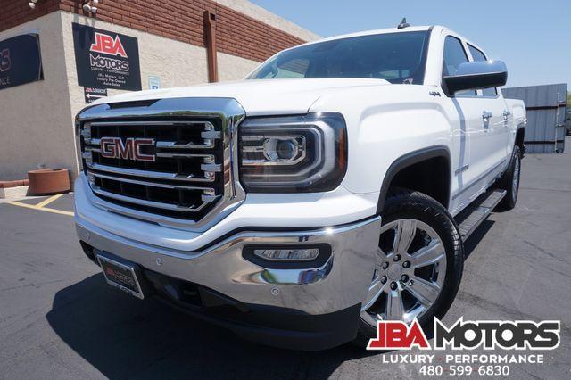 2018 GMC Sierra 1500 SLT 4X4 4WD in Mesa, AZ 85202