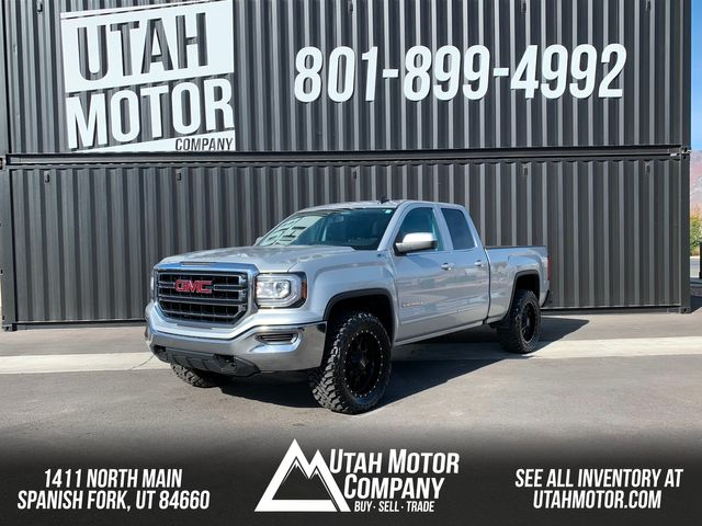 2018 GMC Sierra 1500 SLE in Spanish Fork, UT 84660