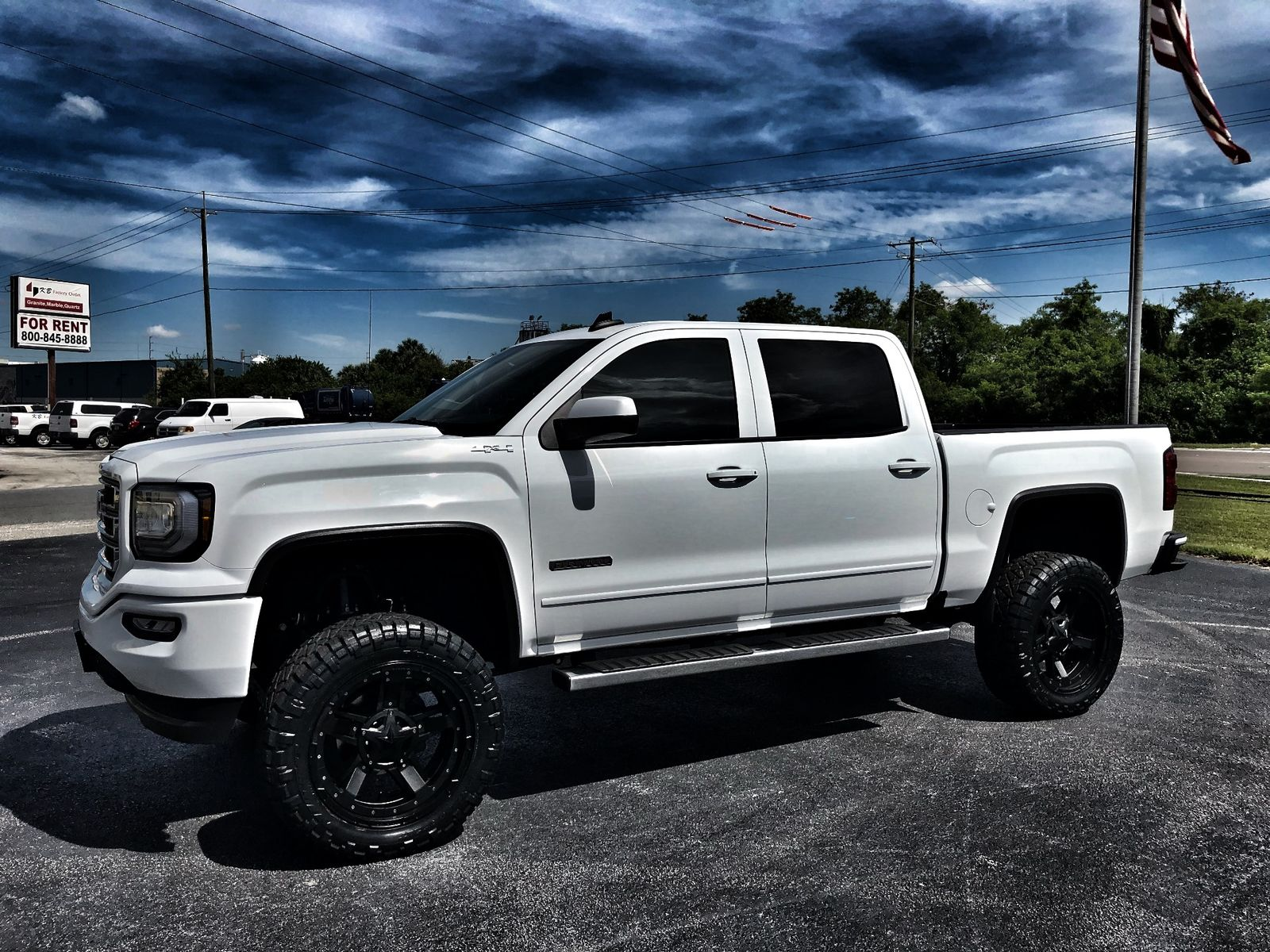 2018 Used GMC Sierra 1500 LIFTED 2018 GMC SIERRA ELEVATION ... |Lifted Gmc Sierra