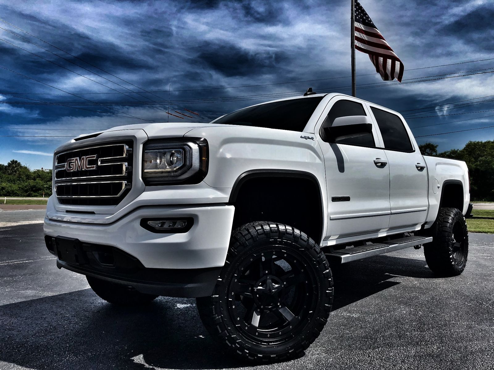 Used 2019 GMC Sierra 1500 DENALI CREW CAB SHORT BED 4WD ... |Lifted Gmc Sierra