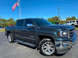 2018 GMC Sierra 1500 SLT PREMIUM LEATHER 4X4 V8 CREWCAB   Florida  Bayshore Automotive   in , Florida
