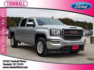 2018 GMC Sierra 1500 SLE in Tomball, TX 77375