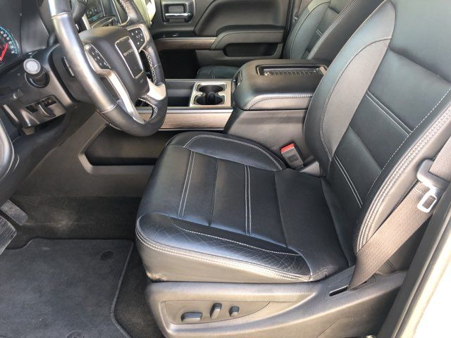 2018 GMC Sierra 2500 Denali 4X4 in Marble Falls, TX 78654