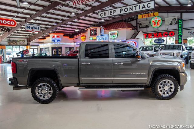 2018 GMC Sierra 2500HD Denali 4x4 in Addison, Texas 75001