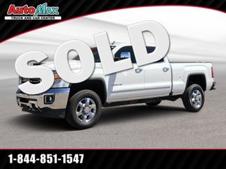2018 GMC Sierra 2500HD SLT in Albuquerque, New Mexico 87109