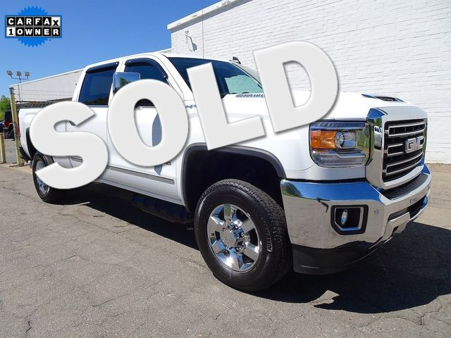 2018 GMC Sierra 2500HD SLT Madison, NC 0