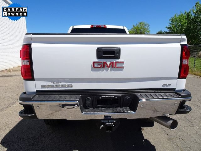 2018 GMC Sierra 2500HD SLT Madison, NC 3